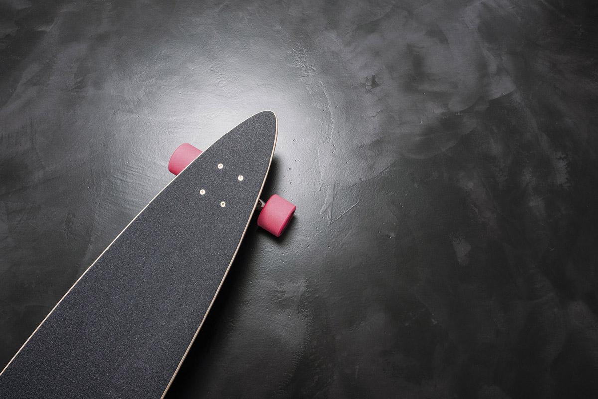 betonlook vloer donker