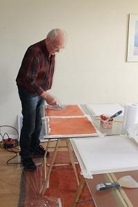 workshop betonlook en marmerstuc