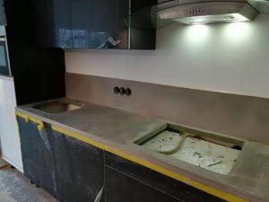 stoer wonen, betonlook aanrechtblad